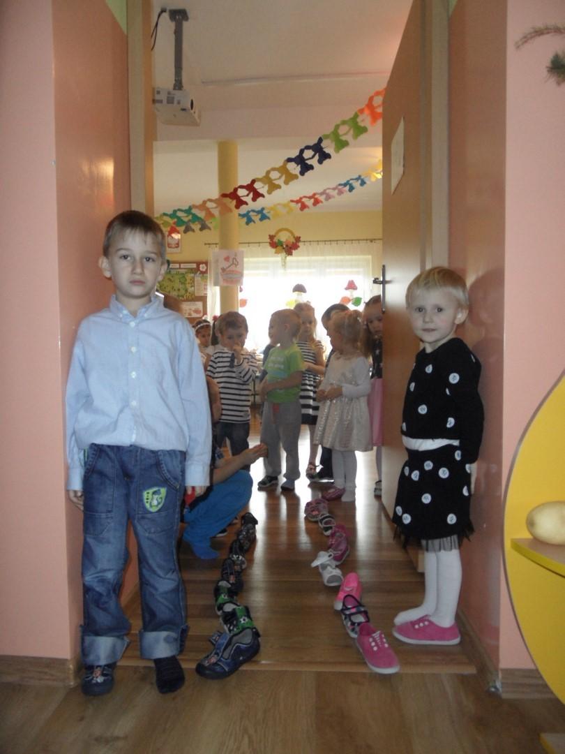 Andrzejki w Punkcie Przedszkolnym