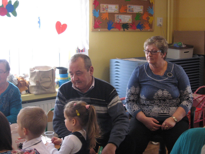 Dzień Babci i Dziadka w grupie 3 – latków