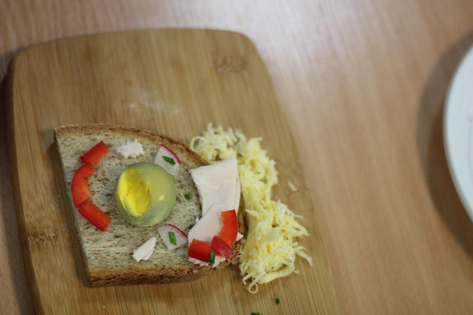 Śniadanie daje moc