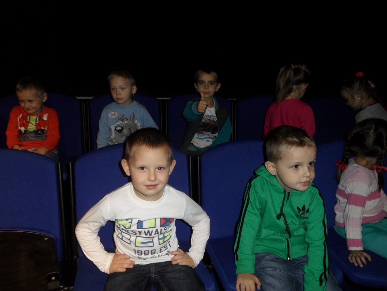 Wycieczka do Teatru Groteska